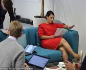 Priti Patel knows what her thighs do to you. from priti jindda xxx hd photo
